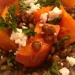Sweet Potato Lentil Salad