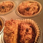 Zoila's Millet Muffins